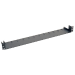 Tripp Lite SRCABLETRAY1U Straight cable tray Black