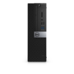 DELL OptiPlex 5050 3.4 GHz 7th gen Intel® Core™ i5 i5-7500 Black SFF PC