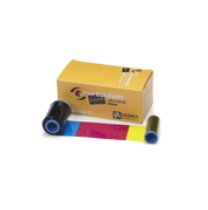 Zebra 800300-550EM printer ribbon 300 pages Black,Cyan,Magenta,Yellow
