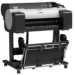 Canon IPFTM-200 24 5 Color GRAPHICS LARGE FORMAT PRINTER WITH SD-23 STAND  LFPROLL