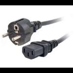 Intermec 1-974027-025 electriciteitssnoer Zwart