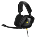 Corsair VOID Binaural Head-band Black,Yellow headset