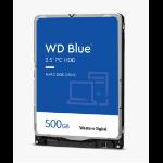 "Western Digital Blue WD5000LP 2.5"" 500 GB Serial ATA III"