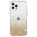 "Case-mate Twinkle Ombre mobile phone case 17 cm (6.7"") Cover Multicolour, Transparent"