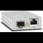 Allied Telesis AT-MMC2000/SP-960 network media converter 1000 Mbit/s 850 nm Multi-mode Silver