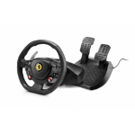 Thrustmaster T80 Ferrari 488 GTB Edition Steering wheel + Pedals PlayStation 4 Black