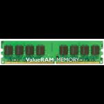 Kingston Technology ValueRAM 2GB 667MHz DDR2 Non-ECC CL5 DIMM 2GB DDR2 667MHz módulo de memoria