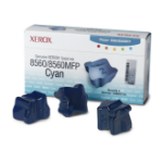 Xerox Phaser 8560 / 8560MFP Tintensticks Cyan (3400 Seiten) - 108R00723