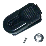 DATALOGIC ADC Quick release belt clip for Skorpio X3, 10 Pack. Includes bolt and screw to be fixed to device. incl