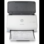 HP Scanjet Pro 3000 s4 Paginascanner 600 x 600 DPI A4 Zwart, Wit