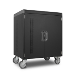 Kensington K62327EU portable device management cart/cabinet Black