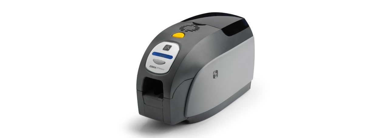 Zebra ZXP3 Dye-sublimation/Thermal transfer Colour 300 x 300DPI plastic card printer