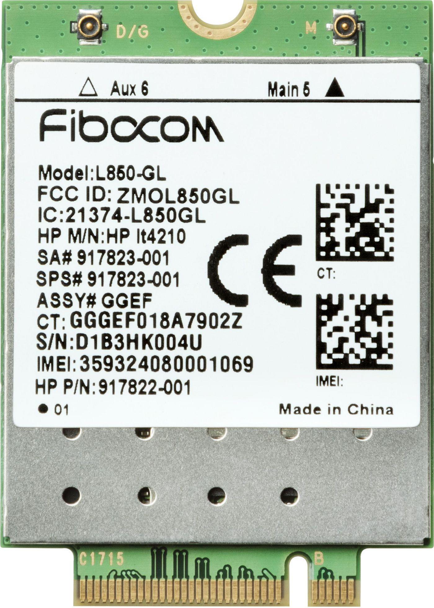 HP XMMT 7360 LTE WWAN ALL