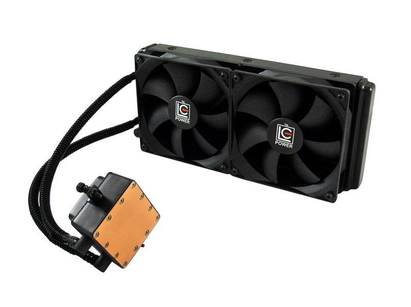 LC-Power LC-CC-240-LICO computer liquid cooling Processor