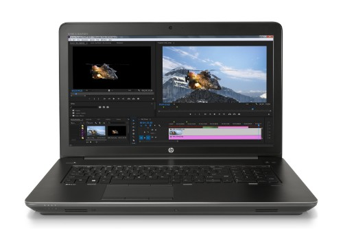 "HP ZBook 17 G4 Black Mobile workstation 43.9 cm (17.3"") 1920 x 1080 pixels 2.8 GHz 7th gen Intel® Core™ i7 i7-7700HQ"