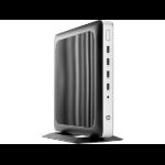 HP t630 2GHz GX-420GI 1520g Black, Silver