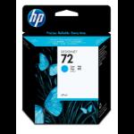 HP 72 Origineel Cyaan 1 stuk(s)