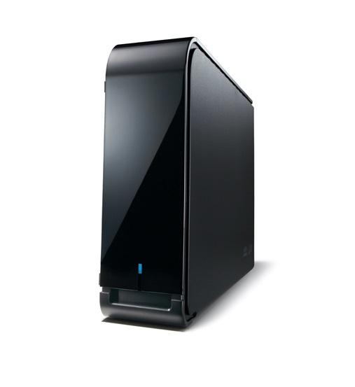 Buffalo DriveStation Velocity HD-LXU3 external hard drive 6000 GB Black