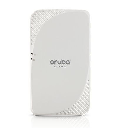 Aruba, a Hewlett Packard Enterprise company AP-205H WLAN access point 1000 Mbit/s Power over Ethernet (PoE) White