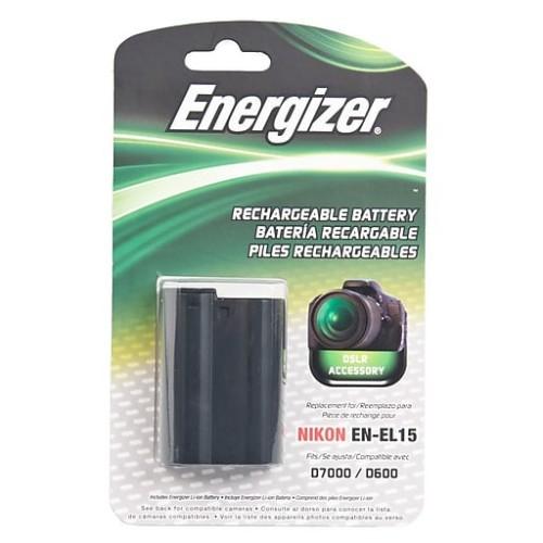 Energizer ENB-NEL15 camera/camcorder battery Lithium-Ion (Li-Ion) 1667 mAh