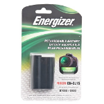 Energizer ENB-NEL15 camera/camcorder battery Lithium-Ion (Li-Ion) 1667 mAh
