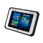 "Panasonic Toughpad FZ-M1 MK3 17.8 cm (7"") 7th gen Intel® Core™ i5 4 GB 128 GB Wi-Fi 5 (802.11ac) Black,Silver Windows 10 Pro"