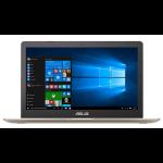 "ASUS VivoBook Pro N580GD-E4567T Goud Notebook 39,6 cm (15.6"") 1920 x 1080 Pixels Intel® 8ste generatie Core™ i7 i7-8750H 16 GB 512 GB SSD"