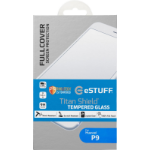 eSTUFF ES10078-FULL-WHITE Clear P9 2pc(s) screen protector