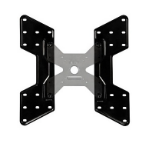 Atdec AC-AP-4040 flat panel wall mount Black