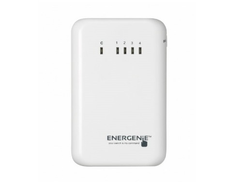 EnerGenie ENER104 power bank 2500 mAh White