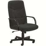 Arista Chair Manager Charcoal