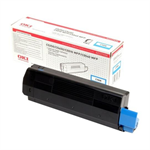 OKI 42127456 Toner cyan, 5K pages @ 5% coverage