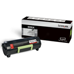 Lexmark 60F0XA0 (600XA) Toner black, 20K pages