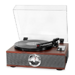 Victrola VTA-60-ESP-EU audio turntable Wood