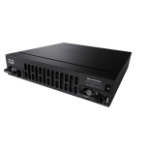 Cisco ISR 4351 wired router Black