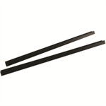 Durable Spine Bars A4, 6mm Black