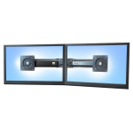 "Ergotron 97-783 flat panel wall mount 66 cm (26"") Black"