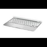 Fujitsu Slice Keyboard QWERTZ German White mobile device keyboard