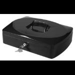Q-CONNECT KF02604 money box Black