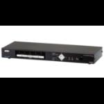 Aten CM1284 KVM switch Rack mounting Black