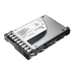 Hewlett Packard Enterprise 400GB 6G SATA Write Intensive-2 SFF 2.5-in SC 3yr Wty SSD Serial ATA internal solid state drive