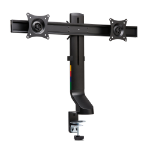 "Kensington K55513WW monitor mount / stand 27"" Clamp/Bolt-through Black"