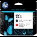 HP F9J88A (744) Printhead black matt