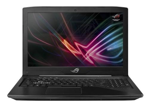 "ASUS ROG Strix GL503VM-FY212T Black Notebook 39.6 cm (15.6"") 1920 x 1080 pixels 2.5 GHz 7th gen Intel® Core™ i5 i5-7300HQ"