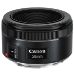 Canon EF 50mm f/1.8 STM SLR Telephoto lens Black