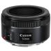Canon EF 50mm f/1.8 STM SLR Teleobjetivo Negro