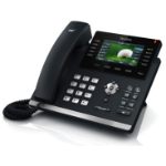 Yealink SIP-T46GN Wired handset LED Black IP phone