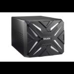 Shuttle XPC cube SZ270R9 PC/workstation barebone Black Intel® Z270 LGA 1151 (Socket H4)