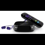 Roku 4200 digital media player Full HD 7.1 channels Wi-Fi Black