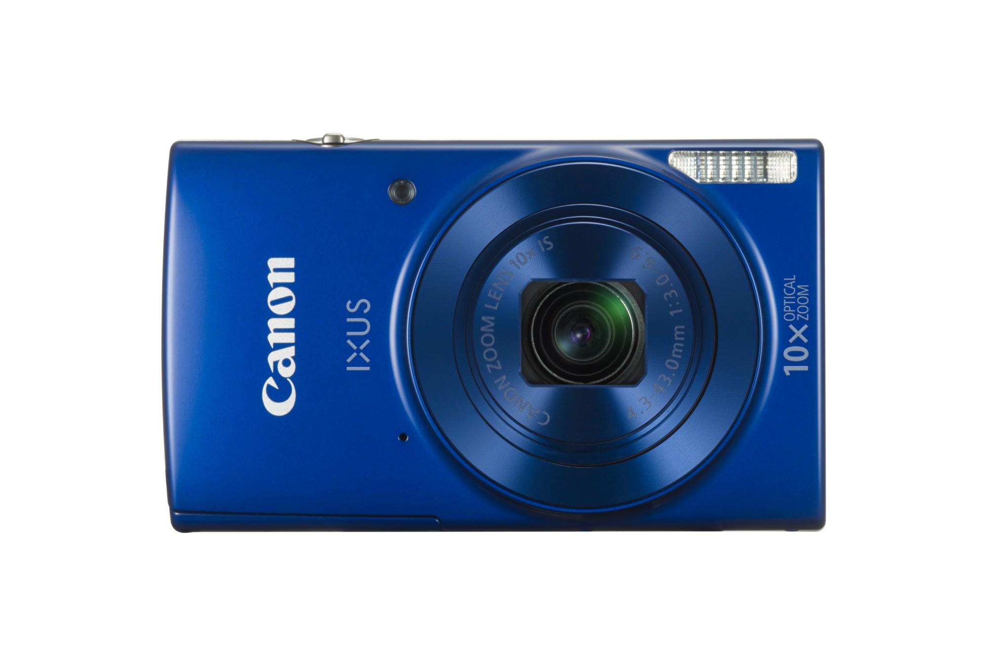 "Canon Digital IXUS 190 Cámara compacta 20 MP 1/2.3"" CCD 5152 x 3864 Pixeles Azul"